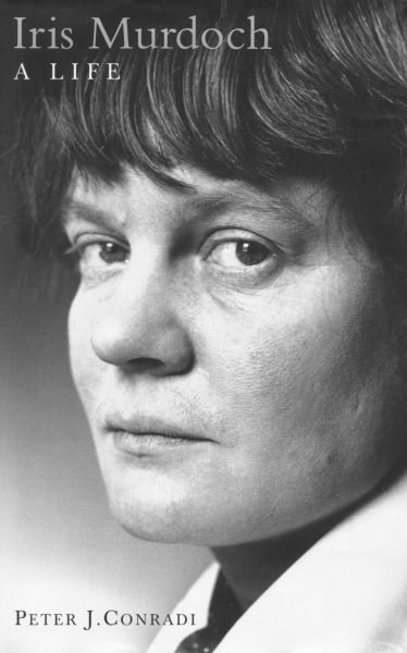 Iris Murdoch: A Life: The authorized biography book cover