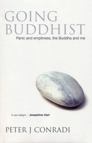Going Buddhist: Panic and emptiness, the Buddha and me book cover